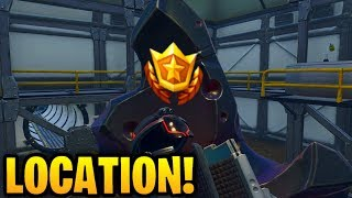 WEEK 7 FREE BATTLE STAR LOCATION! (Fortnite: Week 7 Challenges) [BLOCKBUSTER #7] - Battle Pass Tier