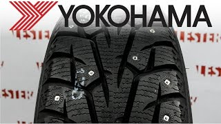 Yokohama Ice Guard IG55 зимние шины ➨ОБЗОР - Lester.ua