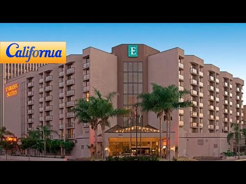 Embassy Suites Los Angeles - International Airport/North, Los Angeles Hotels - California
