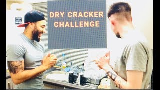 DRY cracker challenge 2018