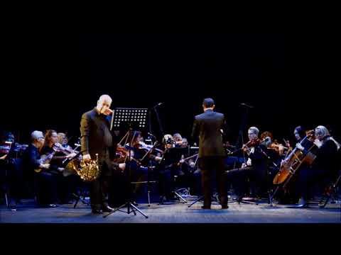 W.A. Mozart 4 Hornkonzert k 495 Alberto Cappiello Belarusan Festival Orchestra