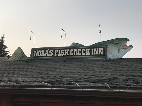 Nora's Fish Creek Inn Wilson Wyoming Featured On Diners Drive-Ins And Dives
