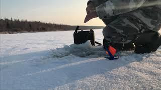 Рыбалка на Андрюшинском водохранилище Открытие сезона