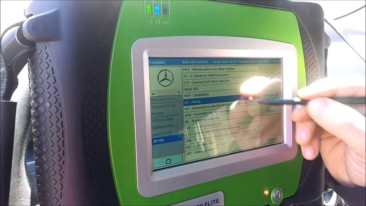 Autoboss v30 elite the best car diagnostic tool test for Best mercedes benz diagnostic tool