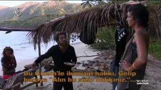 Gönüllülerde Erzak Paylaşma Problemi Çıktı  Survivor 2016