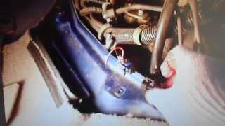 how replace  upstream passenger and driver side Oxygen Sensor Replacement 2003 chevrolet Astro van