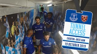 """STRAIGHT IN, LADS!"" - PEP TALKS + PUDSEY AT GOODISON 