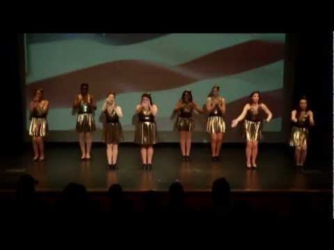 "Gallaudet Dance Company's ""Thanks for the Memories"" - Spring 2011"