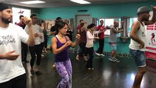 Workshop Introduction to Traditional Dominican Bachata Part 3