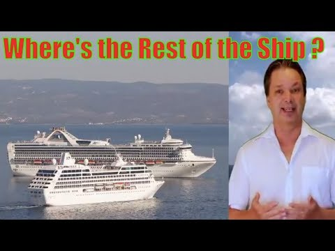 Pacific Princess World Cruise review - Princess cruise lines world cruise on the Pacific princess