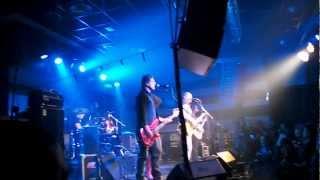 HOODOO GURUS MISS FREELOVE 69 TURBOROCK VALENCIA25/03/2010