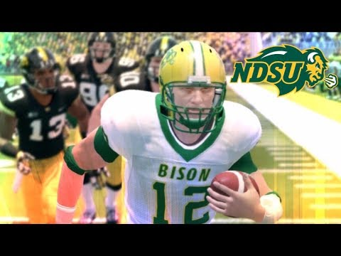 What If North Dakota State Joined The FBS? | NCAA Football 14 NDSU Bison Dynasty Intro
