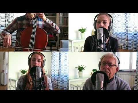 White Christmas feat. GnuS Cello Family - Girlfriend, dad and cousin