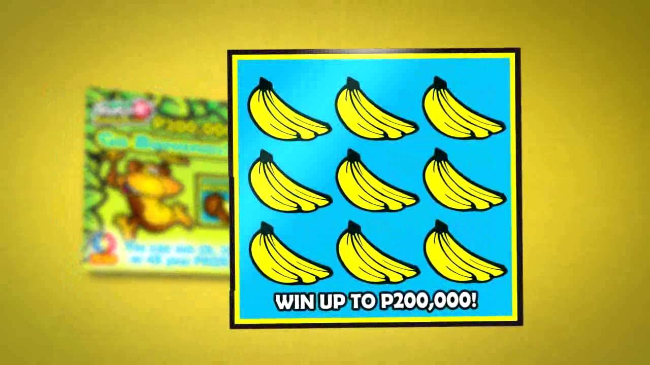Go bananas game