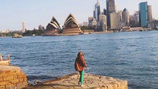 Природные бассейны, путешествовать одной и разные приключения в Сиднее