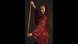 Танец с тростью. Saidi(with assaya).