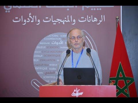 Yves Gingras: Les transformations de l'évaluation de la recherche