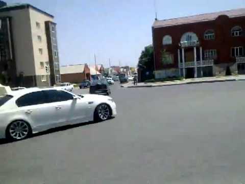 çeçenistan gudermes BMW M5