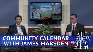 Stillwater, Oklahoma's Community Calendar With James Marsden