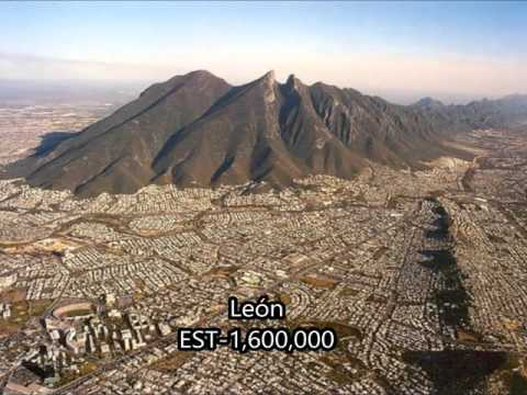 Top 10 biggest cities in Mexico
