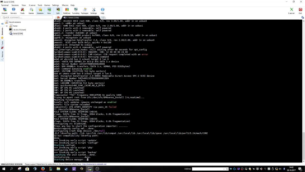Les Tutos: No  12: Installation d'OpnSense (Firewall Open Source)