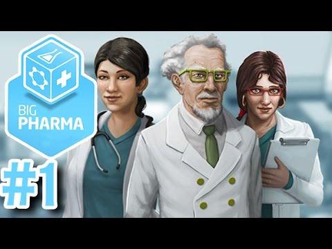 Big Pharma #001 [Let's Play] [German]