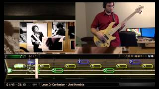BandFuse Bass - Love Or Confusion (1st Try: 94% REAL Difficulty)