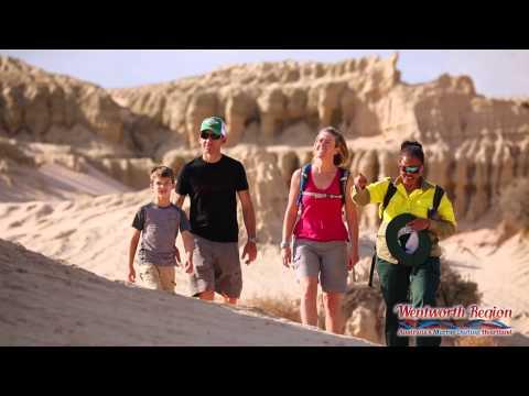 Wentworth Region Tourism Outback - Australia's Murray Darling Heartland