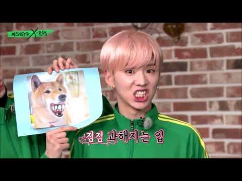 MONSTA X Kihyun being Kihyun PART 2