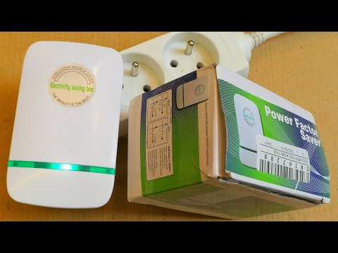 """another """"INTELLIGENT ENERGY SAVER"""" tested and opened"""