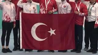 Çırpınırdı Qara dəniz, baxıb Türkün bayrağına!