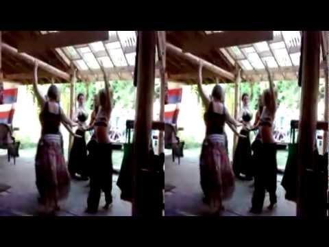 Karaoke-Crazy Music Video 3D