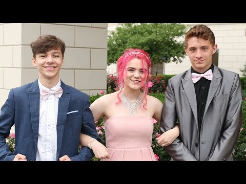 Prom Vlog 2019! Two Proms in One Video!
