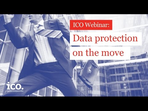 Data Protection on the move webinar