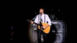 Paul McCartney - Here Today (Argentina DVD 2010)