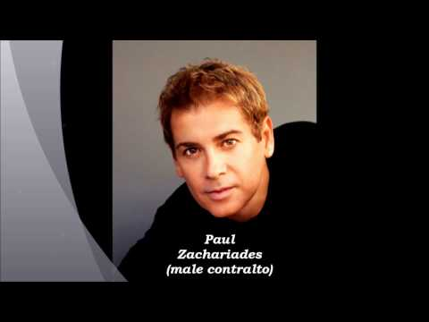 "Paul Zachariades (male contralto) ""To pelago ine vathi""- Πωλ Ζαχαριάδης ""Το πέλαγο είναι βαθύ"""
