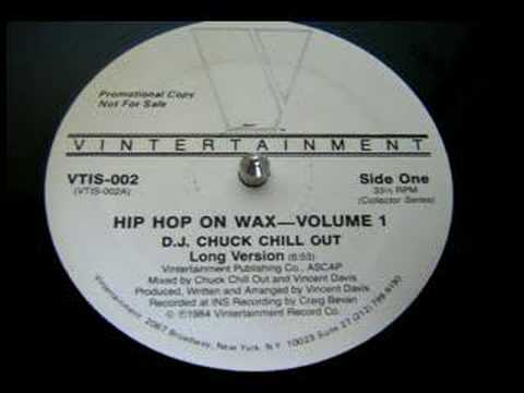 DJ Chuck Chill Out - Hip Hop On Wax (Volume 1)