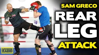 How to CORRECTLY Attack the Rear Leg - By Sam Greco