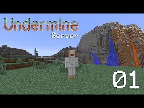 Undermine Server - díl 1.: UNDERMINE!!! /w Nakashi [CZ]
