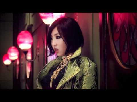 2NE1 - I LOVE YOU MV [Reversed]