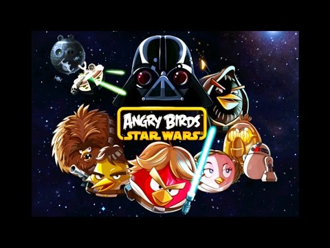 Citra Emulator (CPU JIT) - Angry Birds Star Wars [1080p / 60 FPS] - Nintendo 3DS - 동영상