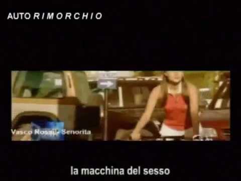Video musicale con il sesso