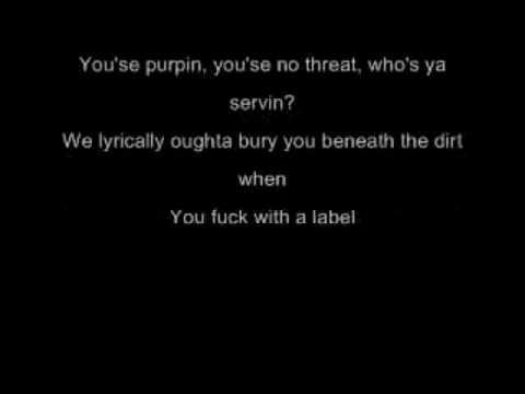 Eminem -  go to sleep [Lyrics]