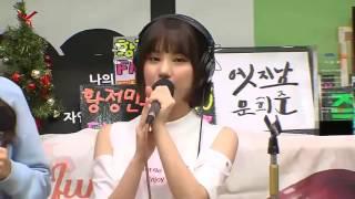 160715 ??? GFRIEND(????) _ ????(Water Flower) @ SuperJunior Kiss The Radio