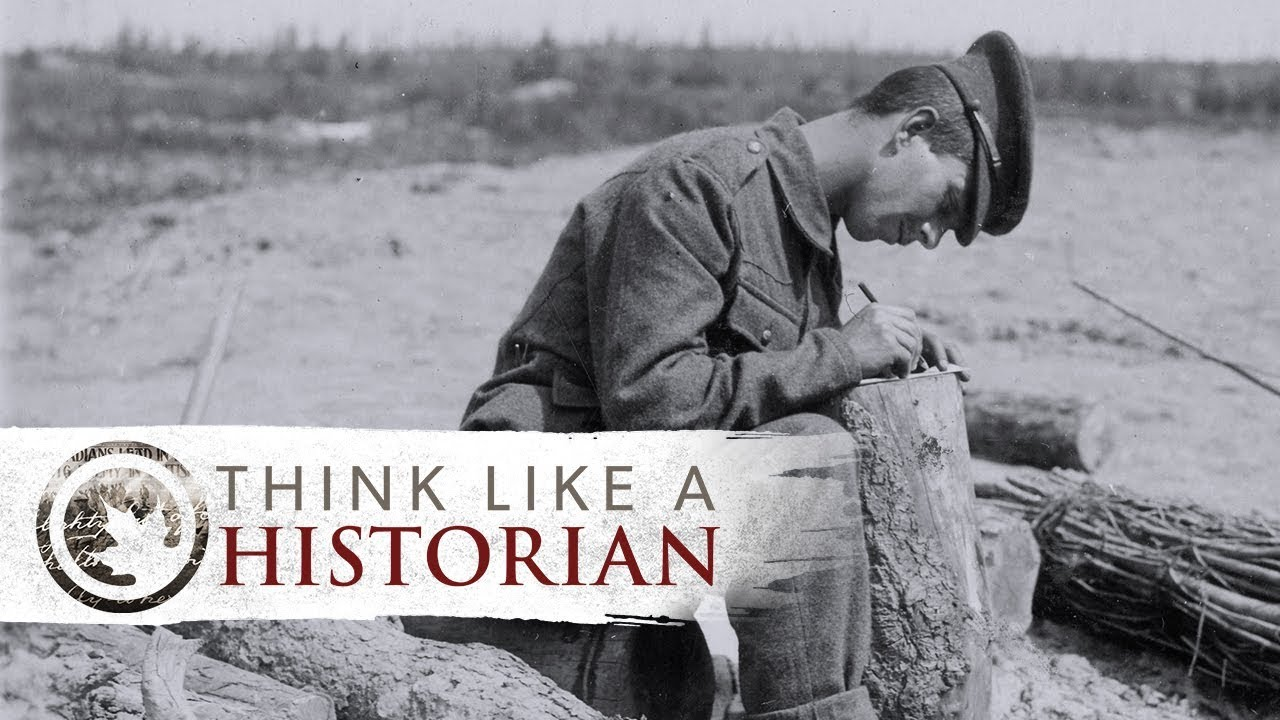 Think Like a Historian : Vimy in Letters (Francis Bathe)