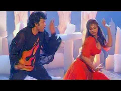 Bavagaru Baagunnara Movie Songs - Mathekki Thuge vayasa - Chiranjeevi Ramba