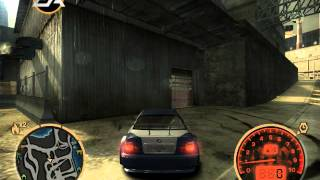 4 Бага в Need For Speed most wanted