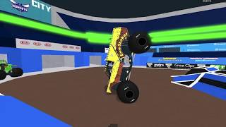 Roblox monster jam TWS compitition!