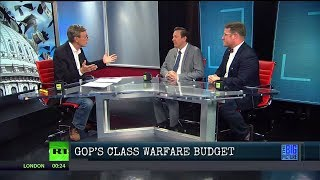 GOP Going After Social Programs - More Tax Cuts For the Rich