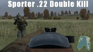 dayz sporter 22 double kill ambush